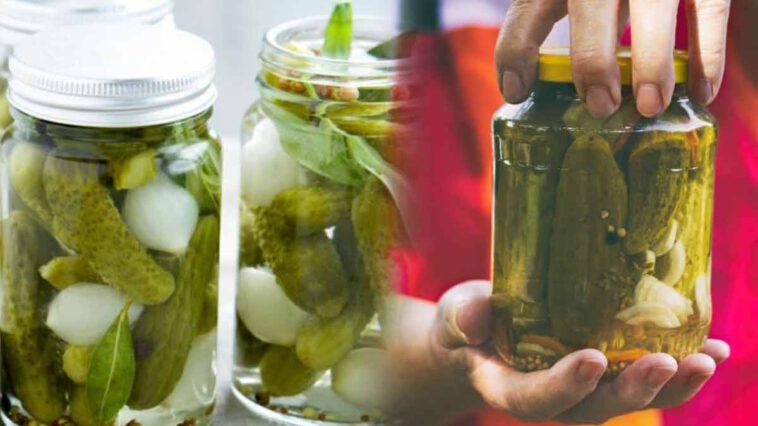 6 astuces ingénieuses pour utiliser l'eau vinaigrée de cornichons et ne pas la jeter