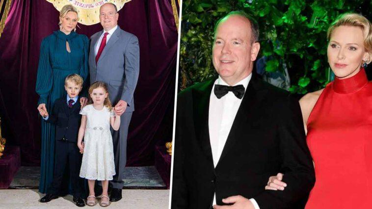 Charlène et Albert de Monaco leur fille totalement 'défigurée', sa mère contrainte de sortir de sa cachette en Afrique du Sud