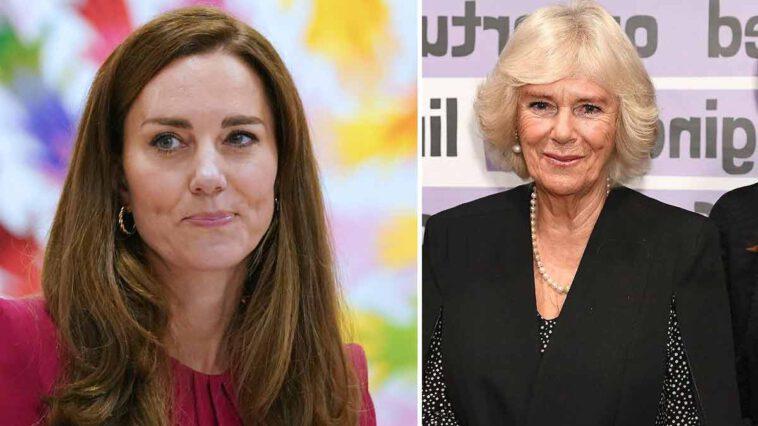 Kate Middleton chantage odieux ce secret bien gardé sur Camilia Parker-Bowles