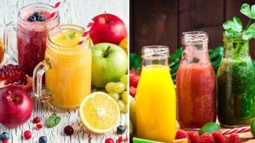 Boire des jus a base de fruits et légumes pour revitaliser son corps