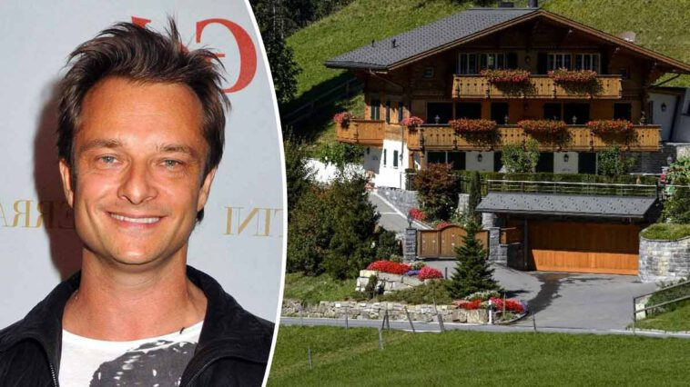 David Hallyday dévoile le secret de Laeticia Hallyday concernant la villa dissimulée à Gstaad en Suisse