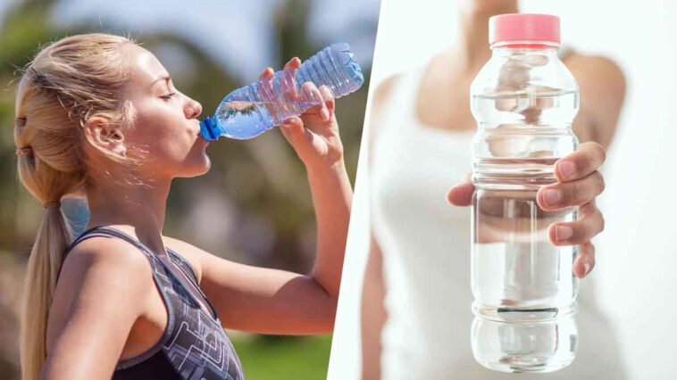 qualité d'eau est bien pour la santé