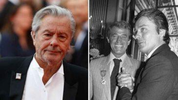 Alain Delonattristé par la mort de Jean-Paul Belmondo, ses plus grands regrets