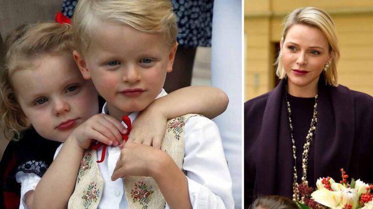 AlbertII et Charlène de Monaco déjà séparés, le prince se la coule douce avec Jacques et Gabriella loin de la princesse