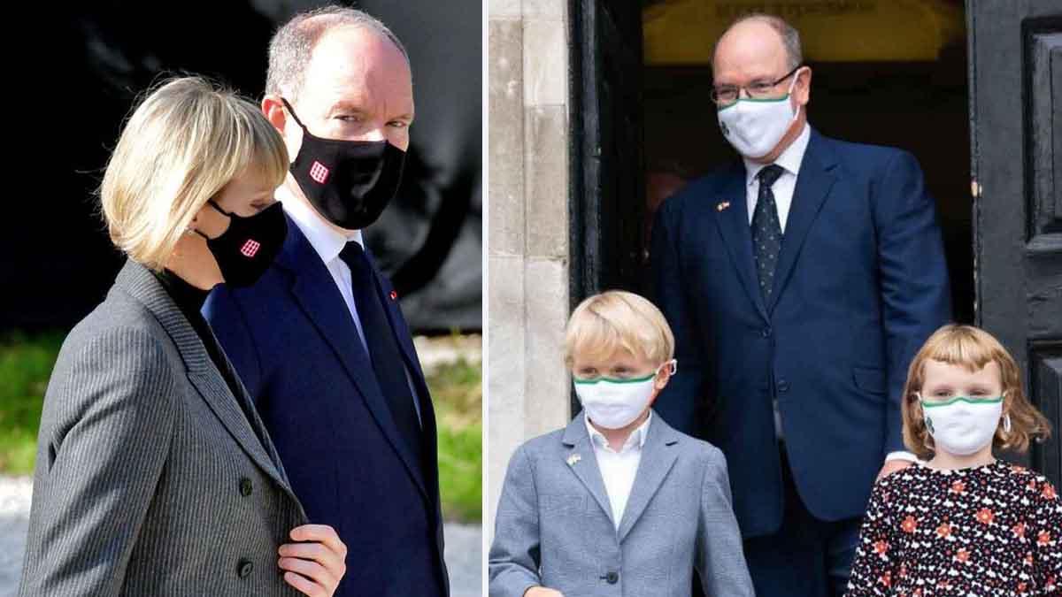 Albert de Monaco cette intervention de Charlène de Monaco pour que le Prince renoue les liens avec ses enfants