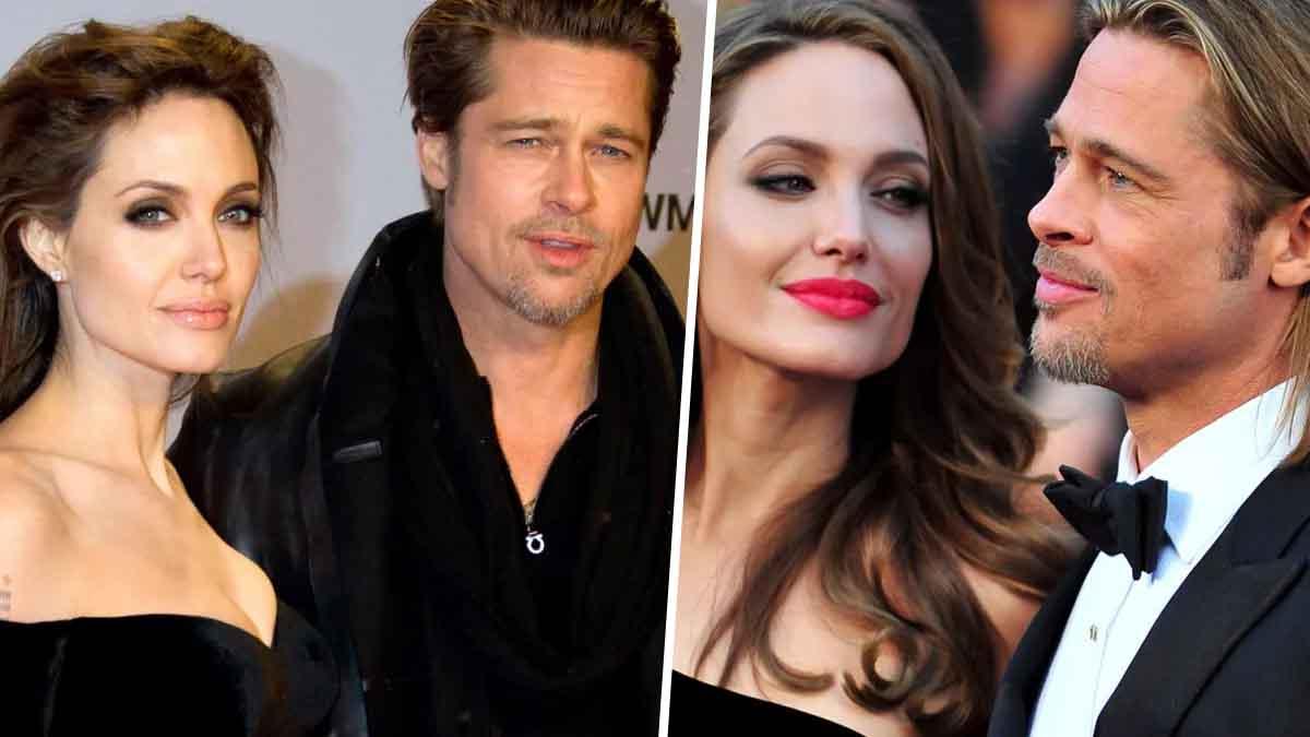 Brad Pitt et Angelina Jolie une relation passée à l'oubli...