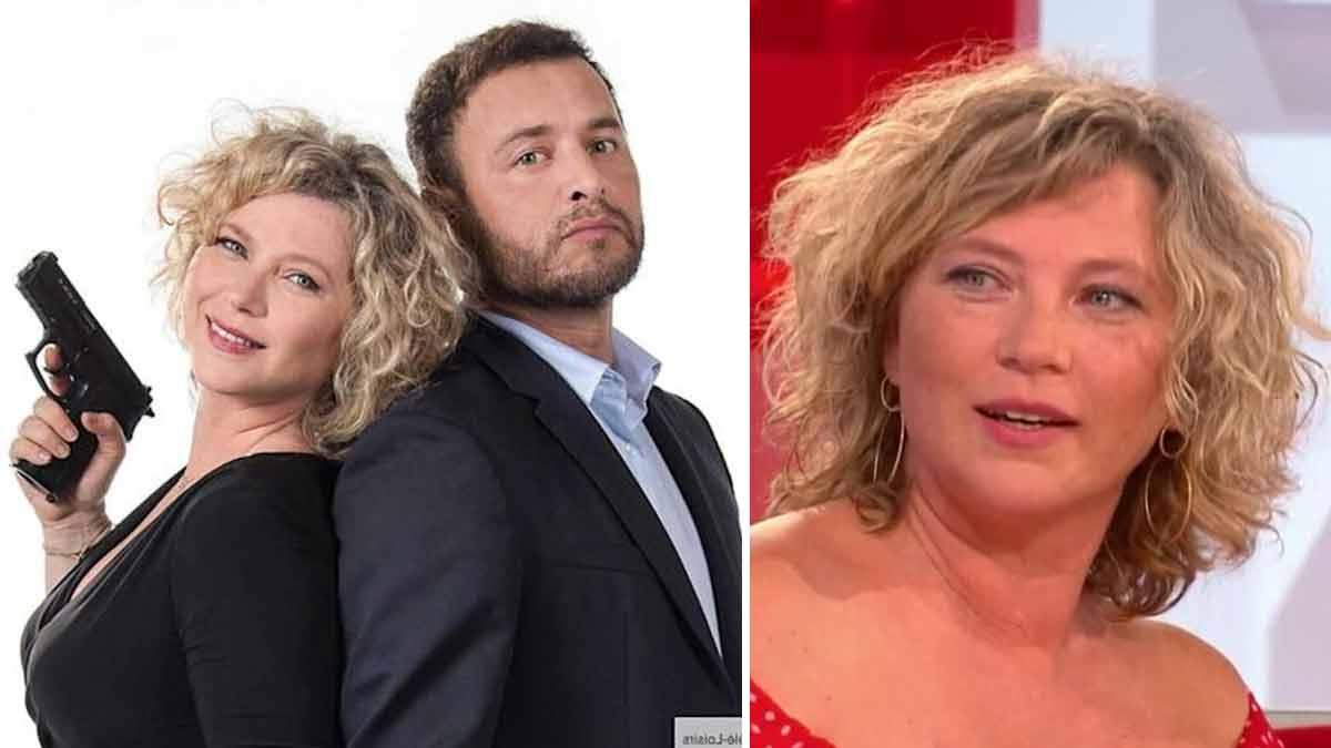 Candice Renoir France 2 suspend la diffusion de la 9e saison inédite...
