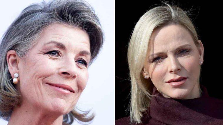 Caroline de Monaco ce soutien à Charlène après ce cliché scandaleux, la cause de son malaise enfin dévoilée