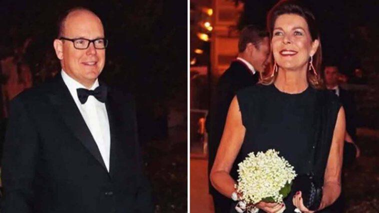 Caroline de Monaco grosse guerre pour la succession au trône, une ex du Prince Albert II change la donne!