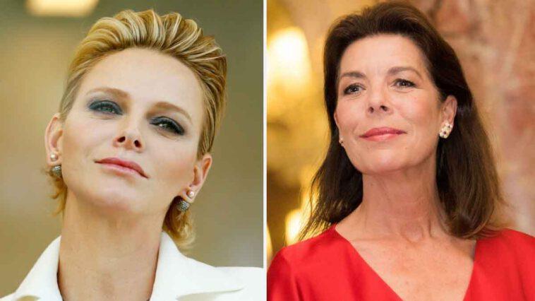 Caroline de Monaco soutient Charlène, la vraie cause de son malaise dévoilée