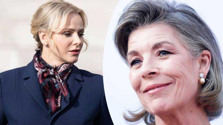 Caroline de Monacotrahit ce comportement inconcevable de Charlène de Monaco qui l'a totalement affectée
