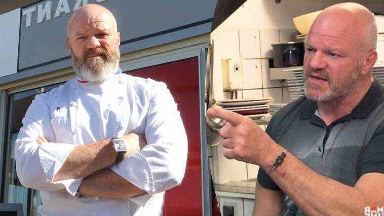 Cauchemar en cuisine Philippe Etchebest manque de vomir devant un frigo au contenu nucléaire...