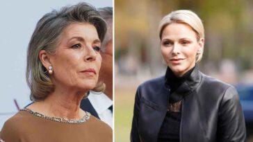 Charlène de Monacoadresse un message émouvant à sa belle-sœur Caroline, fin de la guérilla!