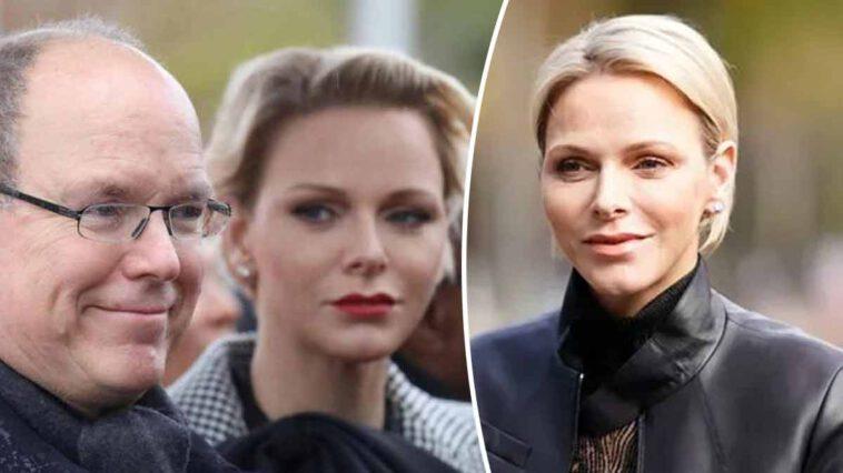 Charlène de Monaco affaiblie et triste le Prince AlbertII reste positif