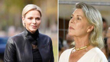 Charlène de Monaco ce doux message adressé à sa belle-sœur Caroline émeut tout le monde, la guerre est terminée!