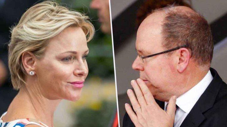 Charlène de Monacos'effondre la princesse touchée par les révélations fracassantes de l'ex d'Albert II