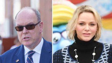 Charlène et Albert de Monacoau bord du divorce Le prince recadre sèchement cette cousine trop bavarde