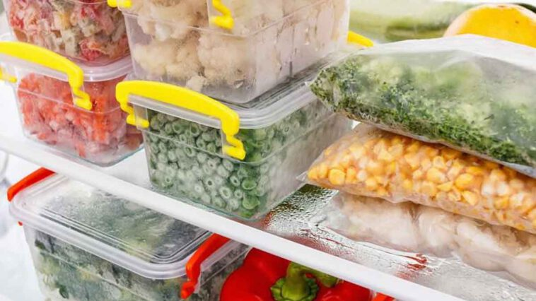 Conservation ces 7 aliments qu'il ne faut absolument pas mettre au congélateur