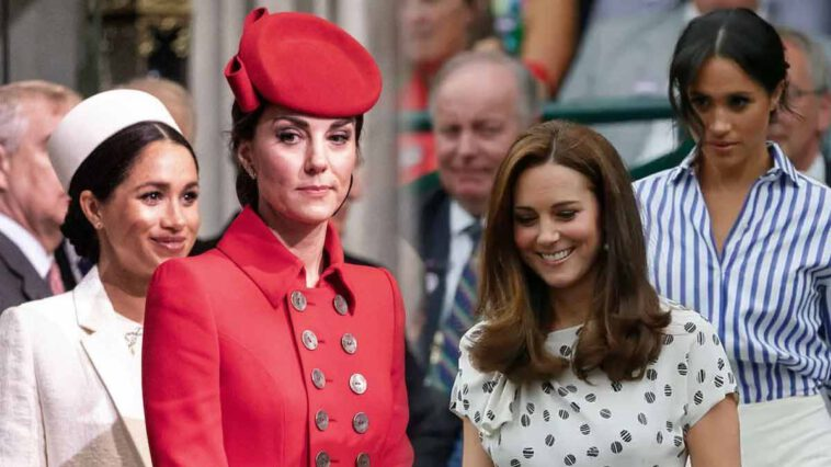 Coup dur pour Kate Middleton cet odieux chantage de Meghan Markle pour un documentaire...