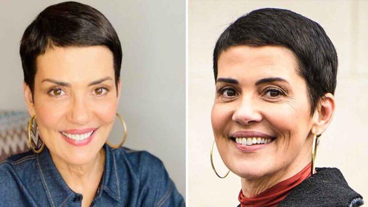 Cristina Cordula (Les Reines du shopping) méconnaissable avec les cheveux longs, elle change radicalement de look