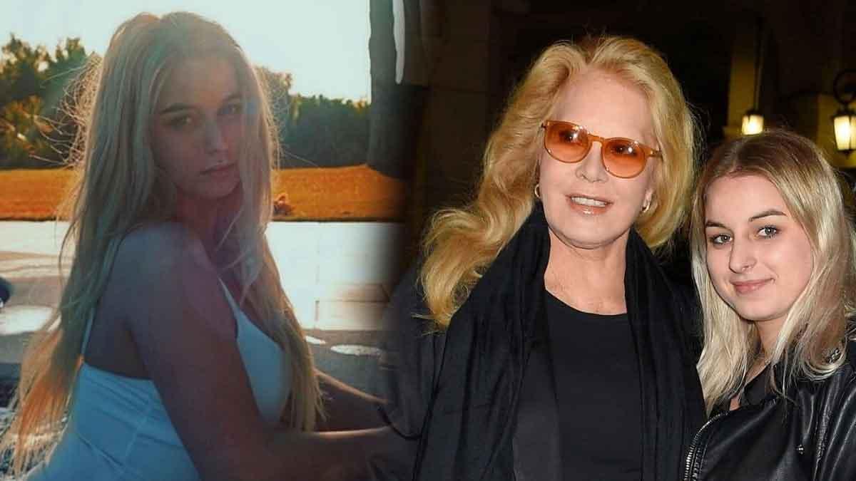 Darina Scotti envoûtante en robe bleue, la fille de Sylvie Vartan fait sensation sur la Toile