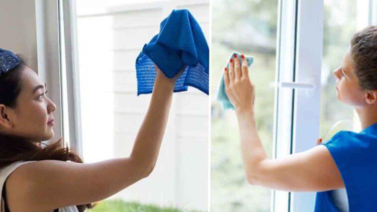 Entretien des vitres découvrez 5 astuces naturelles très efficaces pour les nettoyer sans difficulté