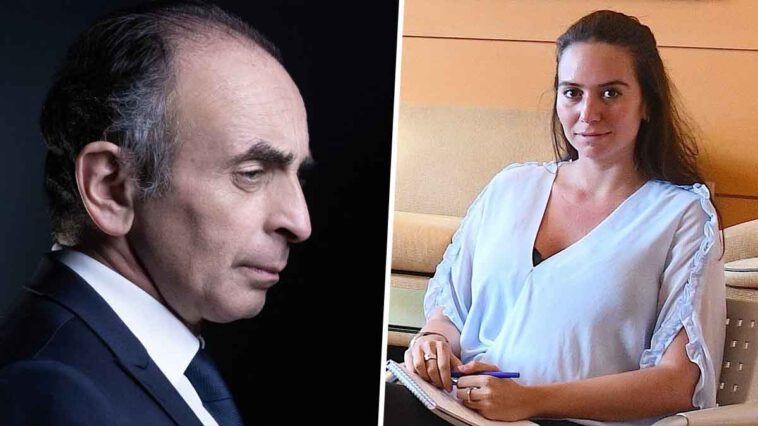 Eric Zemmourpris en flagrant délit avec Sarah Knafo, sa conseillère...
