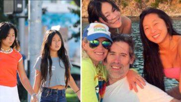 Jade et Joy Hallyday énorme conflit avec les deux filles de Jalil Lespert
