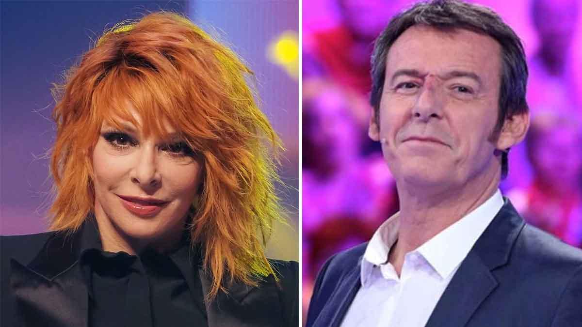 Jean-Luc Reichmann lâche une bombe sur Mylène Farmer, les fans de la chanteuse sous le choc!