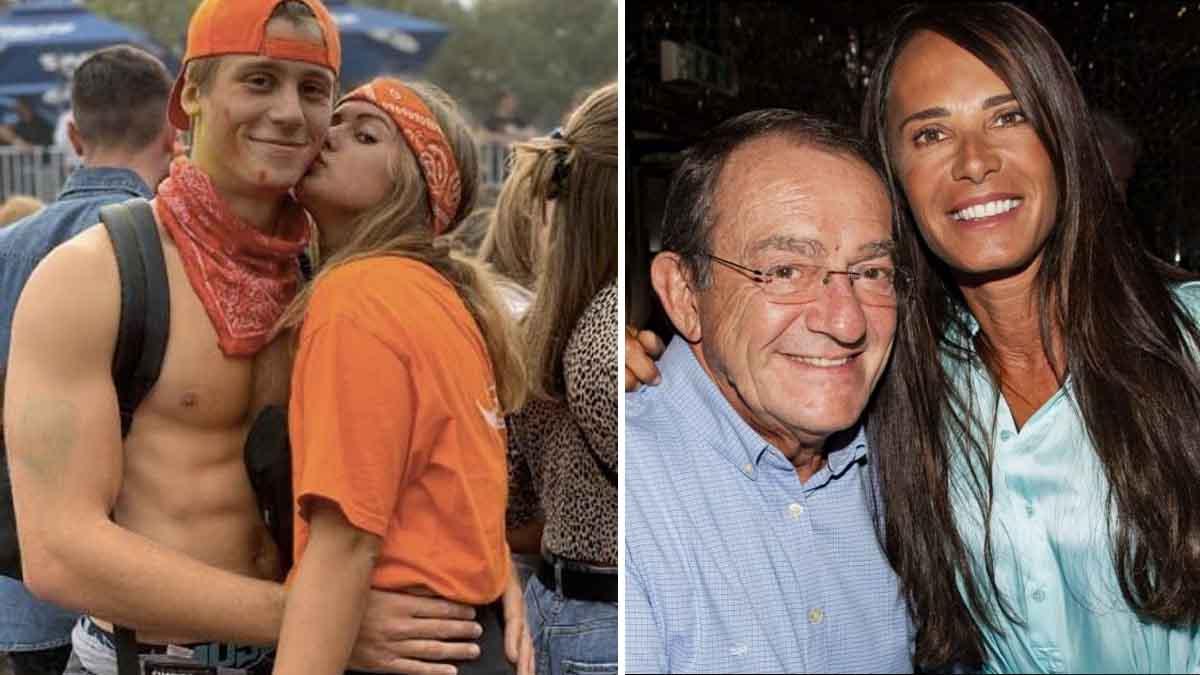 Jean-Pierre Pernaut et Nathalie Marquay leur fille Lou en couple avec...Arthur!