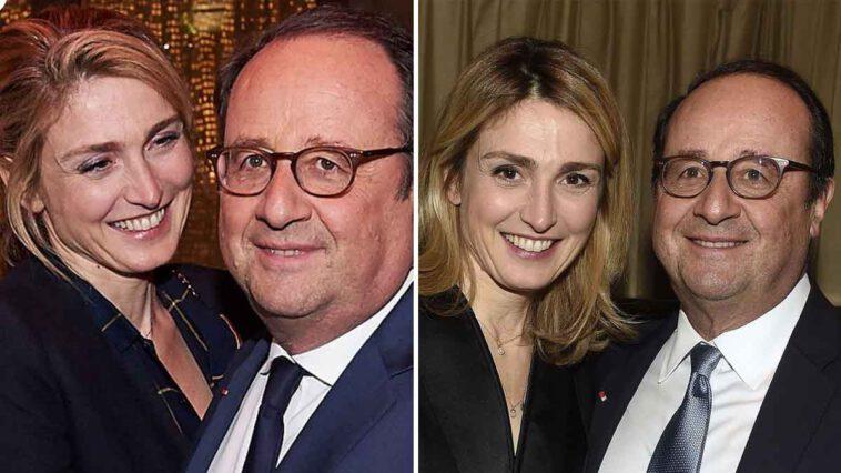 Julie Gayetet François Hollande attendent un troisième enfant...