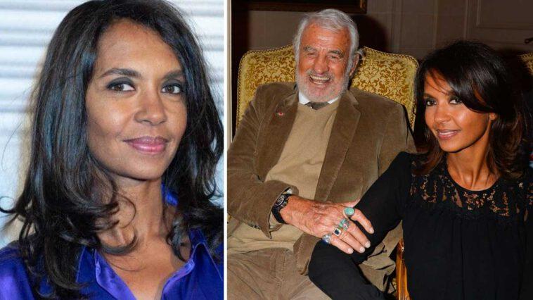 Karine Marchand sa surprenante anecdote face à la mort de Jean-Paul Belmondo fait beaucoup réagir