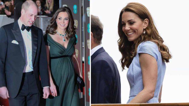Kate Middleton enceinte de son quatrième enfant Découvrez pourquoi la rumeur fait rage