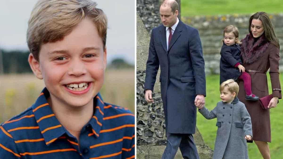 Kate et William ce grand événement très attendu auquel ne participera pas le prince George