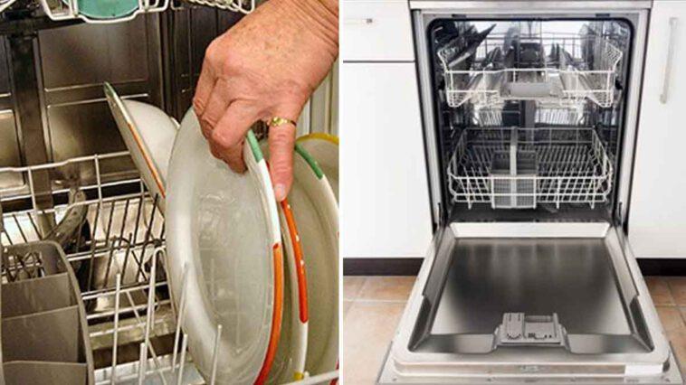 Lave-vaisselle 8 objets à ne JAMAIS mettre dedans
