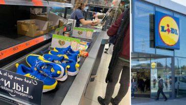 Lidl dévoile sa nouvelle paire de baskets à moins de 13 euros qui va faire fureur