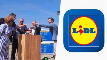 Lidl innove et inaugure bientôt sa toute première éolienne en France
