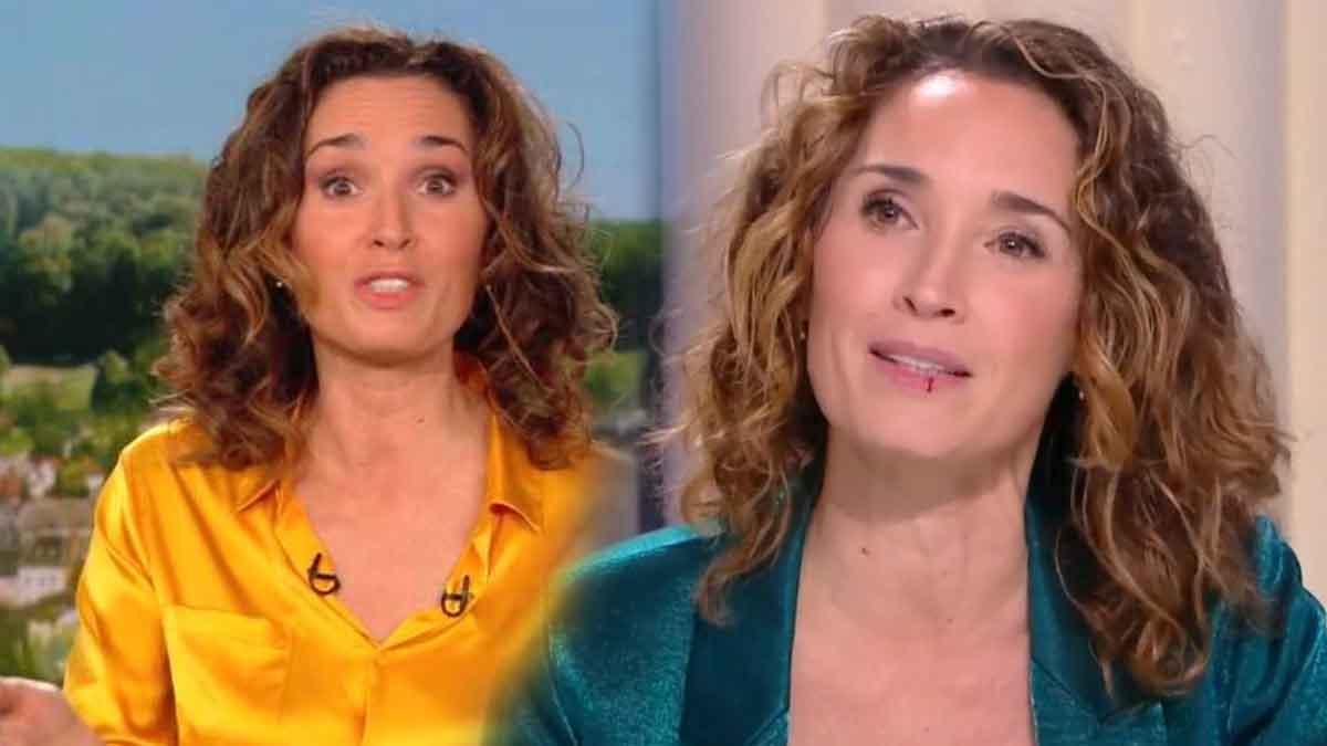 Marie-Sophie Laccarau anéantie la rupture douloureuse après 13 ans de fidélité