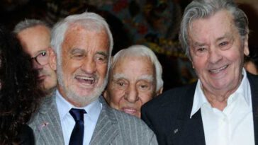 Mort de Jean-Paul Belmondo Alain Delon complètement « anéanti », il réagit à la disparition de son ami
