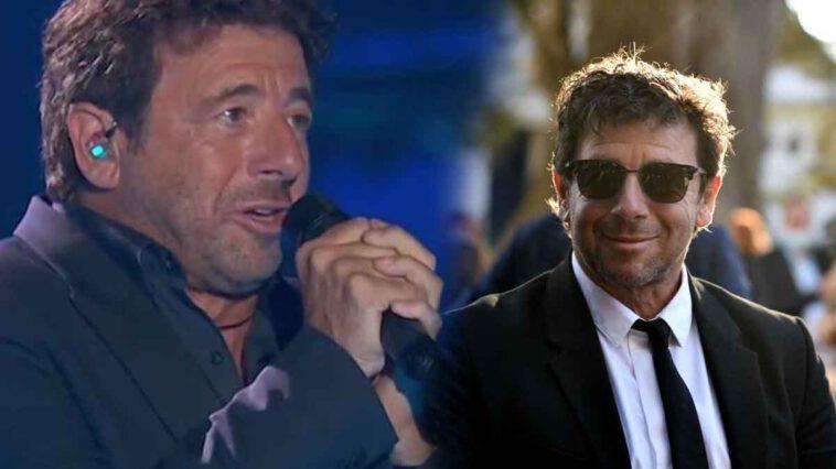 Patrick Bruel plus rien ne va plus avec sa compagne Clémence La vérité derrière le concert hommage à Johnny