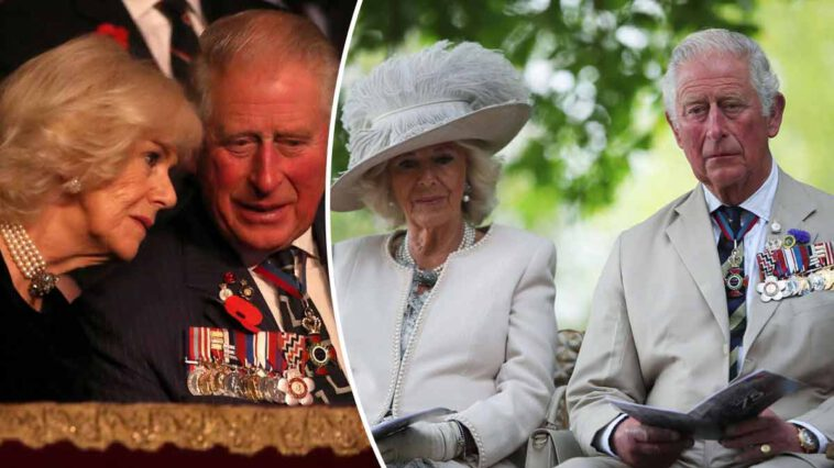 Prince Charles et Camilia leur prétendu fils caché dévoile une nouvelle preuve accablante de leur lien de parenté