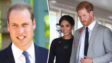 Prince Harry et Meghan Markleà terre cette intervention choquante du prince William pour le baptême de Lilibet