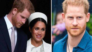 Prince Harry rentre en Angleterre sans Meghan Markle sur ordre de la Reine