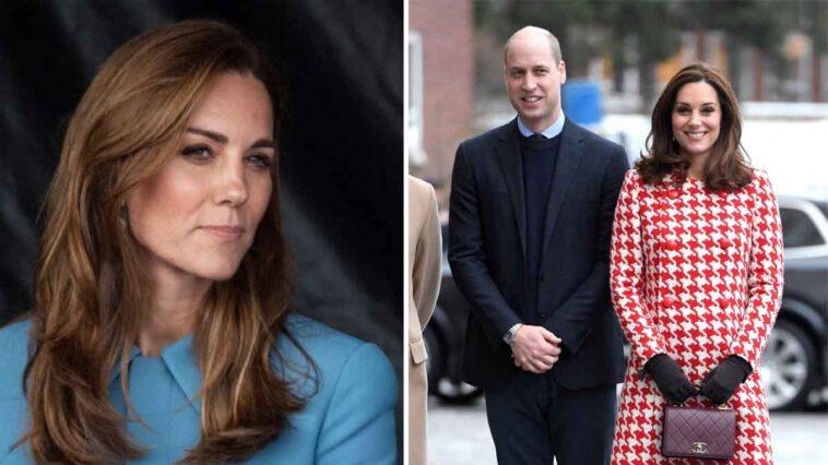 Prince William« cache » Kate Middleton Sa grossesse se confirme...