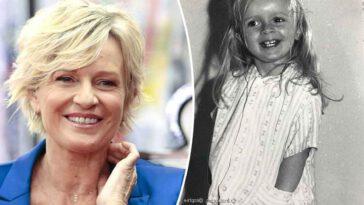 Sophie Davantpartage un cliché d'elle enfant, Caroline Margeridon totalement séduite!