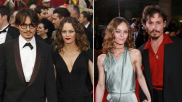 Vanessa Paradis et Johnny Depp de nouveau ensemble Ce rendez-vous secret à Paris fait jaser