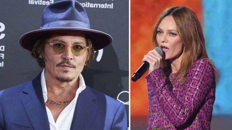 Vanessa Paradis sa pièce de théâtre totalement ruinée par Johnny Depp, teint gris, odeur d'alcool, hygiène douteuse...