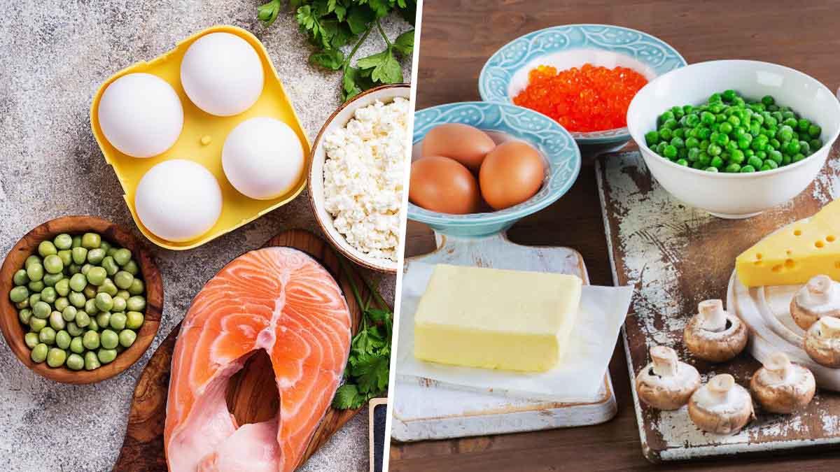 Vitamine D Voici les 14 aliments qui en contiennent le plus pour éviter les carences