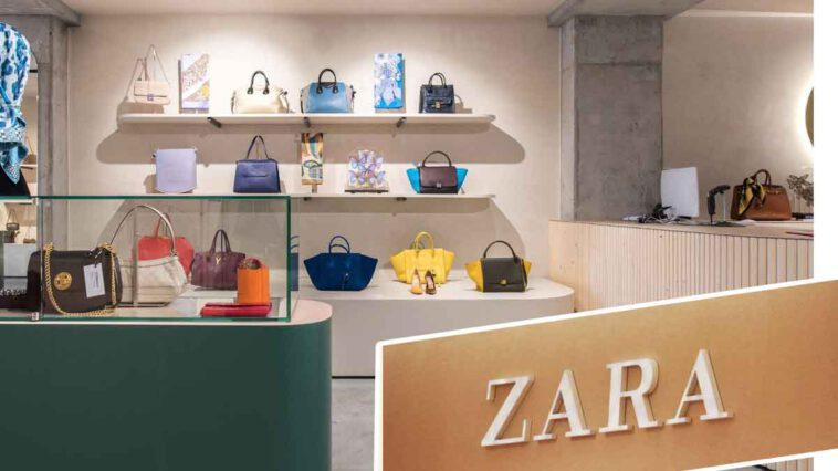 Zara ce sublime sac de luxe ultra tendance idéal pour la rentrée est vendu à moins de 25euros