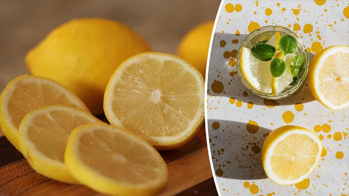 Bon à savoir: 04 bonnes raisons de prendre du jus de citron à jeun tous les matins